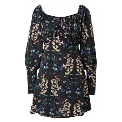 AX Paris Šaty černá / mix barev