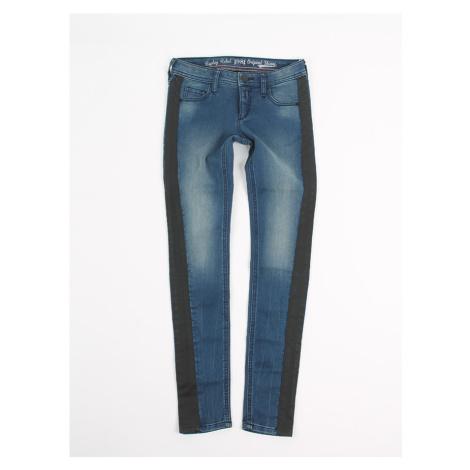 Džíny Replay SG9172 Trousers Modrá