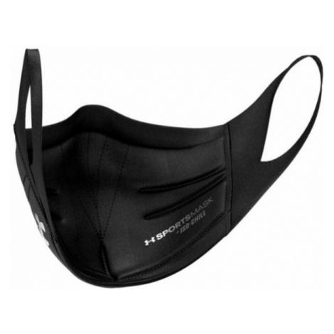 Under Armour UA SportsMask Sportovní rouška 1368010-002 Black