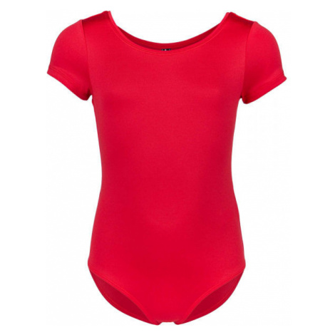 Aress ARABELA červená - Dívčí gymnastický dres