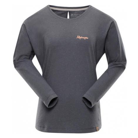 Mala 3 šedá dámské triko ALPINE PRO