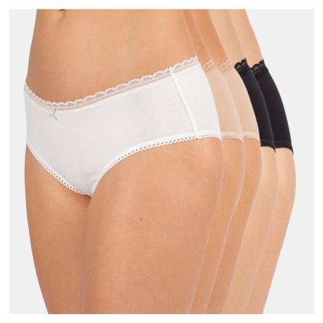 5 PACK klasických kalhotek Naomi Dorina