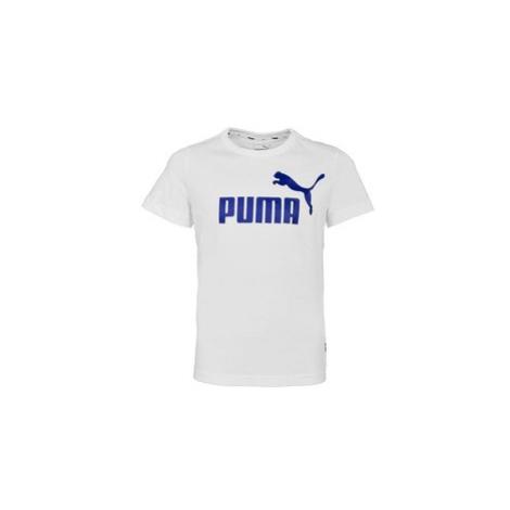 ESS Logo Tee B Puma White-Surf the web