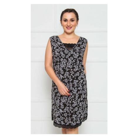 Dámské šaty Vienetta Secret Laura | černá