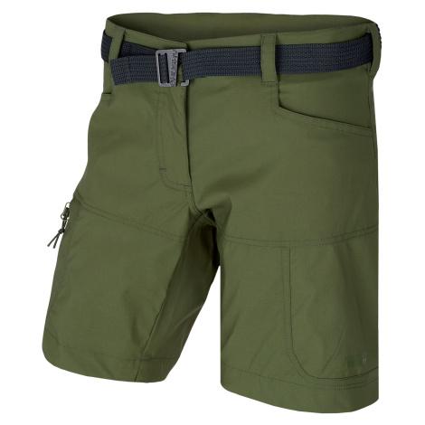 Husky Kimbi L, tm.zelená Dámské šortky