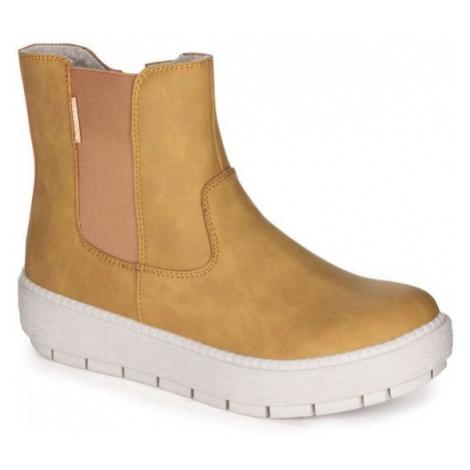 Loap AGOTA béžová - Dámská zimní obuv