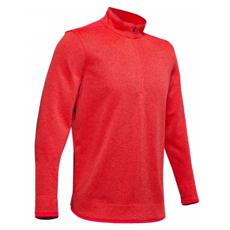 Under Armour SweaterFleece 1/2 Zip-RED