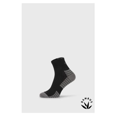 Sportovní bambusové ponožky Belkin černá VoXX