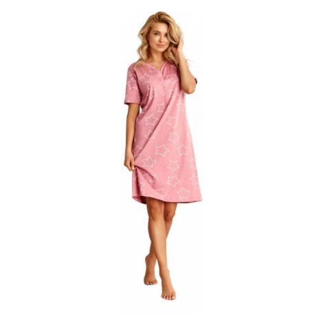 Taro Noční košile 2489 Oksa pink