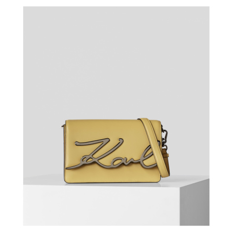 Kabelka Karl Lagerfeld Signature Shoulderbag
