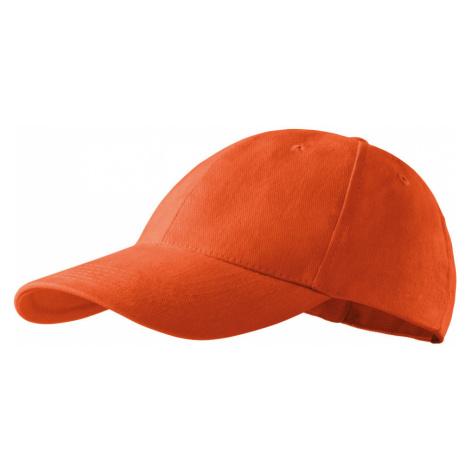 Malfini 6P _Čepice 30511 oranžová