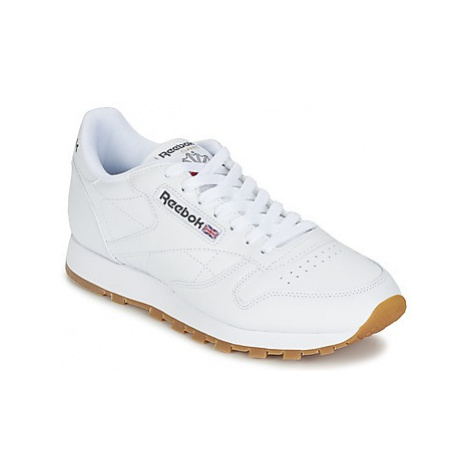 Reebok Classic CLASSIC LEATHER Bílá