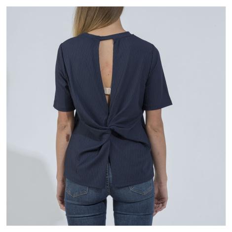 Tmavě modré tričko – Visulia Vila