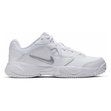 Nike COURT LITE 2 W bílá - Dámská tenisová obuv