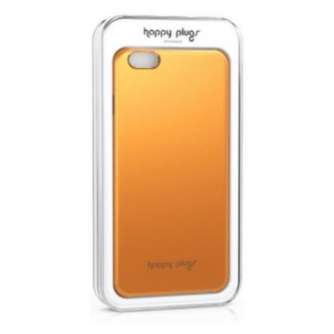 Ultratenký obal na iPhone – oranžový