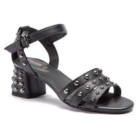 Sandály GEOX - D Seyla San.M. A D92DUA 00043 C9999 Black