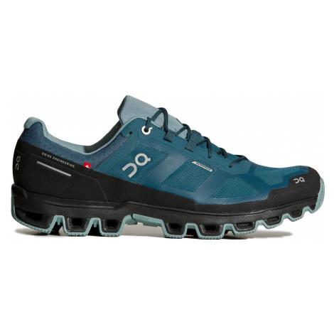 Běžecké boty On Running CLOUDVENTURE WATERPROOF MAN modrá