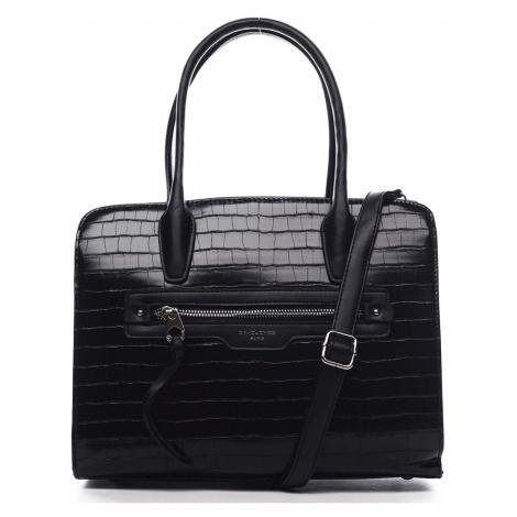Dámská kabelka černá - David Jones Camille