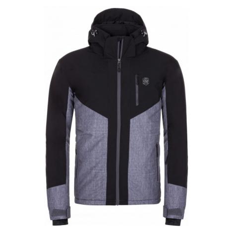 Kilpi Pánská lyžařská bunda Tauren tmavě šedá