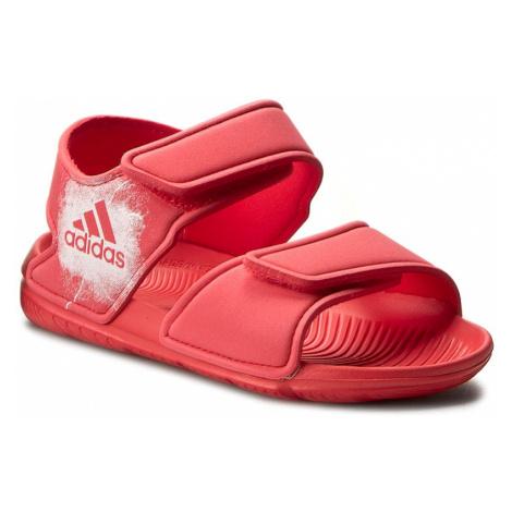 Sandály adidas - AltaSwim C BA7849 Corpink/Ftwwht/Ftwwht