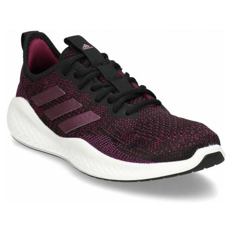 Černo-růžové dámské sportovní tenisky Adidas