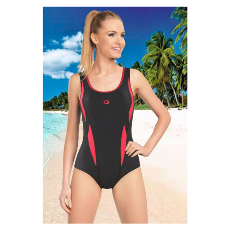 Jednodílné sportovní plavky Aqua I Winner
