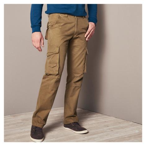 Pánské vojenské kalhoty havana