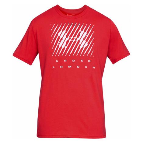 Triko Under Armour Branded - červená