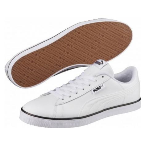 Puma URBAN PLUS bílá - Pánská vycházková obuv