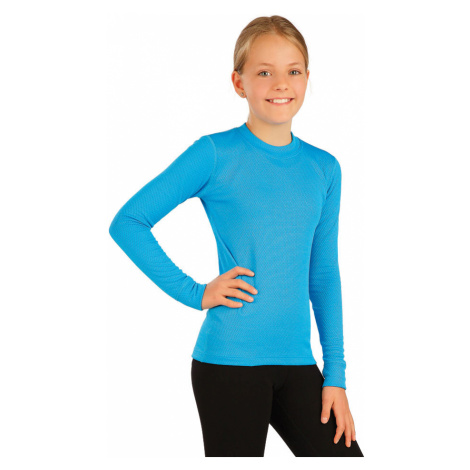 LITEX Funkční termo triko dětské 7A260504 tmavě tyrkysová