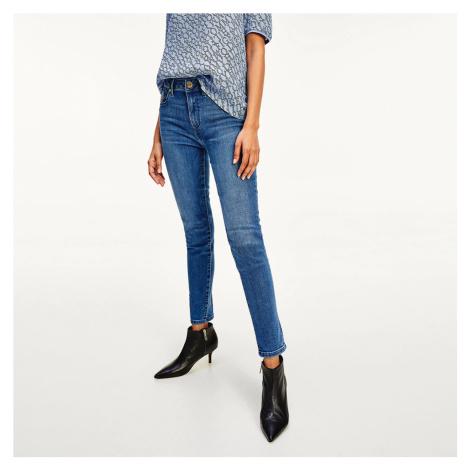 Tommy Hilfiger dámské modré džíny Como