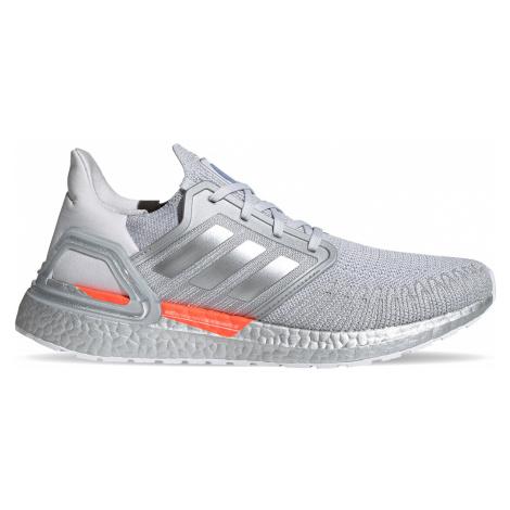 Adidas Ultraboost 20 Dna Dash Grey/Silver Met./Halo Silver šedé FX7957