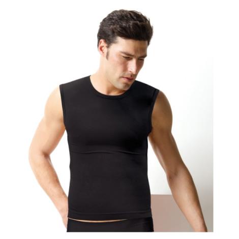 Pánské triko bezešvé T-shirt girocollo smanicata Intimidea