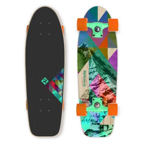 """Mini longboard Street Surfing Kicktail Rocky Mountain 28"""""""