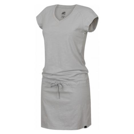 Dámské šaty Hannah Catia II glacier gray