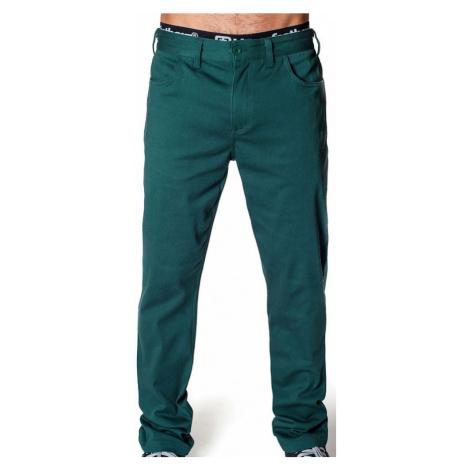Kalhoty Horsefeathers Career green