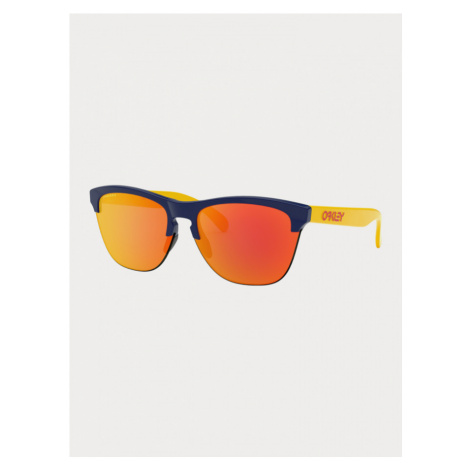Frogskins Lite Sluneční brýle Oakley Modrá