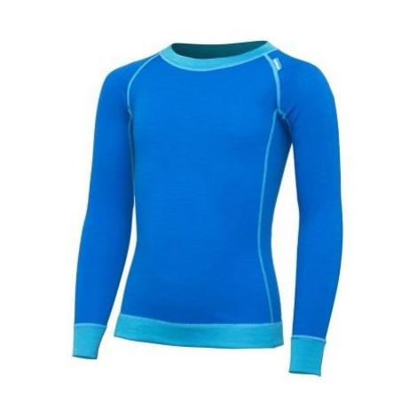 Dětské tričko Bambull Vivid Blue Modrá