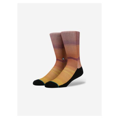 Espionage Ponožky Stance Hnědá