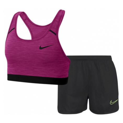 Nike Dámský top + dámské šortky