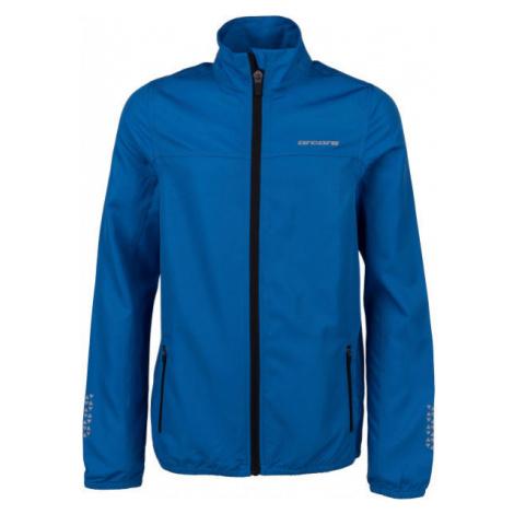 Arcore WYN modrá - Dětská běžecká bunda