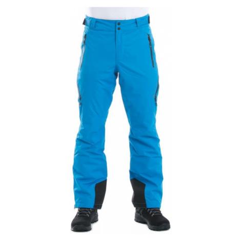 Pánské lyžařské kalhoty Alpine Pro NUDD - modrá