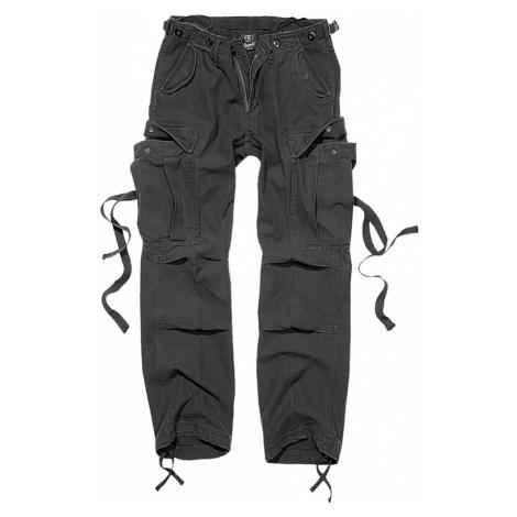 Ladies M-65 Cargo Pants - black Brandit
