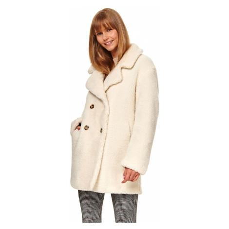 Dámský kabát Top Secret Fur detailed