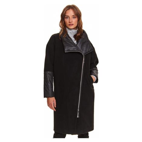 Dámský kabát Top Secret Zipper detailed