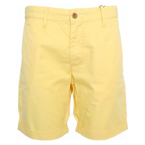 Žluté kraťasy Gant