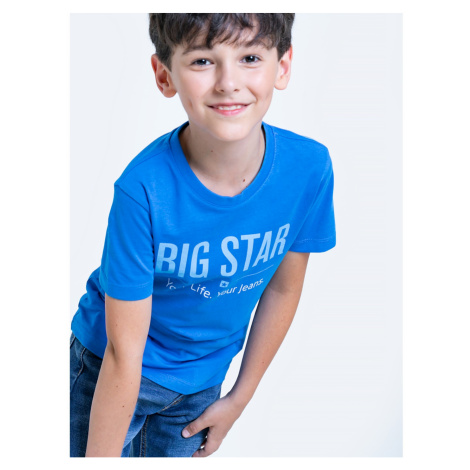 Big Star Man's T-shirt_ss T-shirt 152058  Knitted-401
