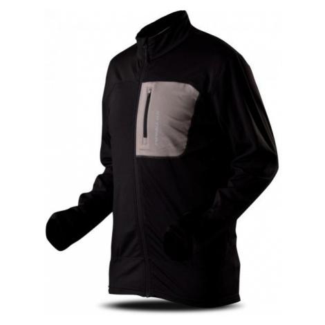 TRIMM TERO černá - Pánská sportovní bunda