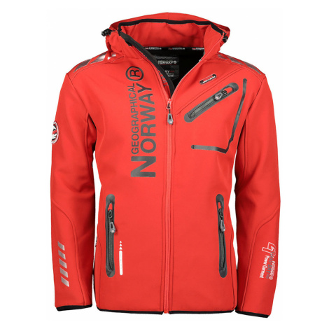 GEOGRAPHICAL NORWAY bunda pánská ROYAUTE MEN softshell