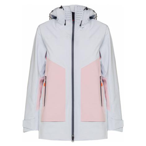 Lyžařská bunda Bogner AGNES růžová|šedá